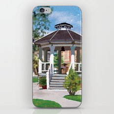 Gilmore Girls Stars Hollow Gazebo iPhone & iPod Skin