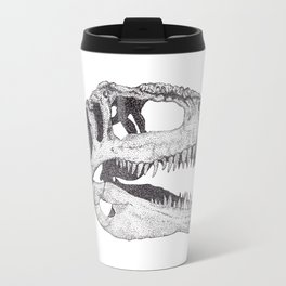 The Anatomy of a Dinosaur II - Jurassic Park Travel Mug