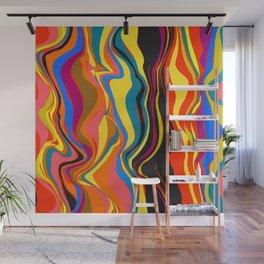 African Heat Wall Mural