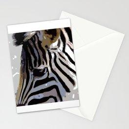 Zebra-Art Stationery Cards