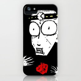 Must save my heart iPhone Case