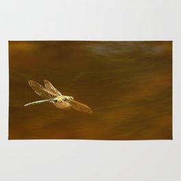 Dragonfly In Flight #decor #society6 Rug