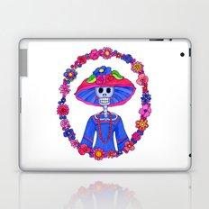 Catrina Doña Adela Laptop & iPad Skin