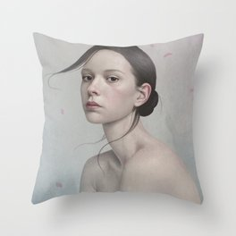380 Throw Pillow