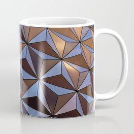 Triangle Steel patt Coffee Mug