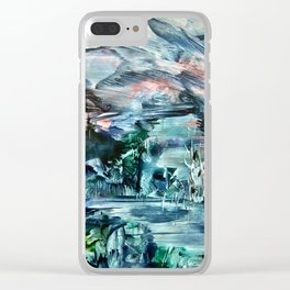 ICE LandsCape Clear iPhone Case