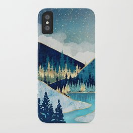 Morning Stars iPhone Case