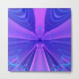 Deep Sea Starfish Metal Print
