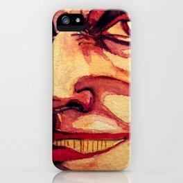 Barker iPhone Case