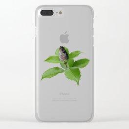 Hīragi iwashi(柊鰯) Clear iPhone Case
