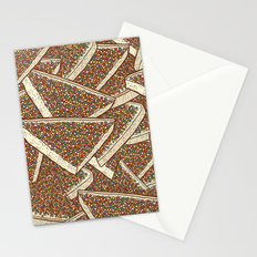 Fairy Bread Stationery Cards