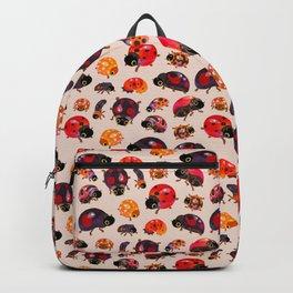 Lady beetles Backpack