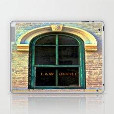 Law Office Laptop & iPad Skin