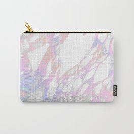 Pastel Marble Carry-All Pouch