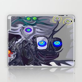 Cai Shen Laptop & iPad Skin