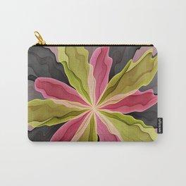 No Sadness, Joy, Fantasy Flower Carry-All Pouch