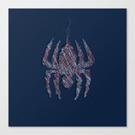 Webs Canvas Print