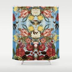 Amanita muscaria Shower Curtain