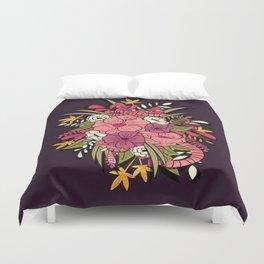 Jungle Bouquet 001 Duvet Cover