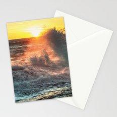 Sunset Surf Stationery Cards