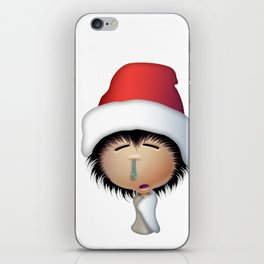 Mr. Zhong: Chilly iPhone Skin