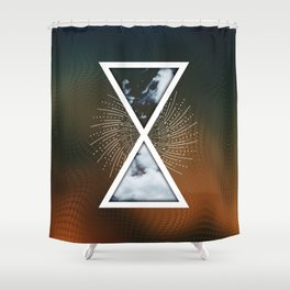 Ethereal Being - IV Shower Curtain