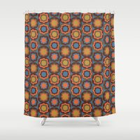 woodstock Shower Curtains featuring Take me to Woodstock by Pierrot Doll Design Studio