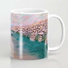 cherry blossom sojourn (detail)_katallie Coffee Mug