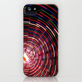 Christmas Lights, part 2 iPhone Case