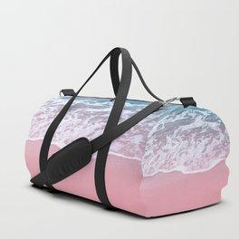 Pink Ocean Beauty Dream #1 #wall #decor #art #society6 Duffle Bag