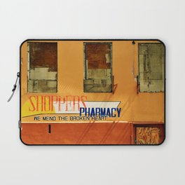 Shoppers Pharmacy - We Mend the Broken Heart Laptop Sleeve
