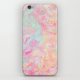 Tutti Frutti Marble iPhone Skin