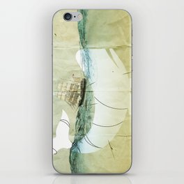 The crusade iPhone Skin