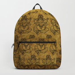 Vintage Ganesh print Backpack