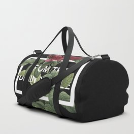 Harry Styles From the dining table graphic artwork Duffle Bag