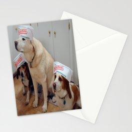 DoughnutDogs Stationery Cards