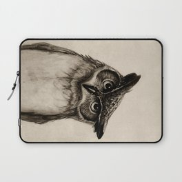 Owl Sketch Laptop Sleeve