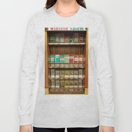 Smokes - Color Long Sleeve T-shirt