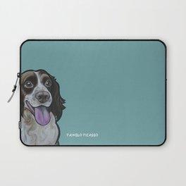 Bea the Springer Spaniel Laptop Sleeve