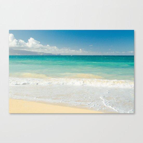 This Paradise Life Canvas Print
