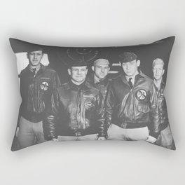Jimmy Doolittle and His Crew Rectangular Pillow