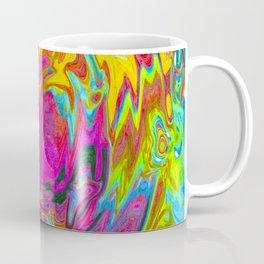 Liquid Rainbow Coffee Mug