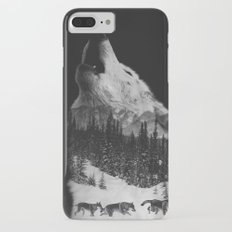 Howling Wolf Slim Case iPhone 7 Plus