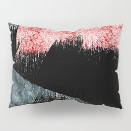 Inclined Plane Pillow Sham