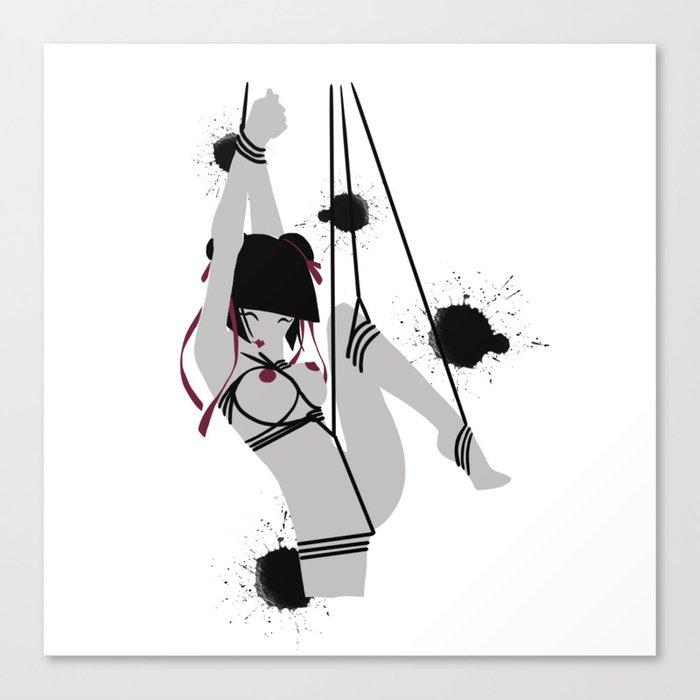 Chiyo - Eternal Canvas Print