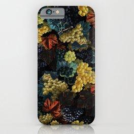 Delicious Harvest iPhone Case