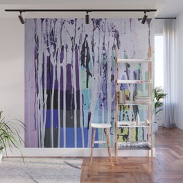 Purple No.1 Wall Mural