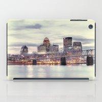 kentucky iPad Cases featuring Louisville Kentucky by ThePhotoGuyDarren