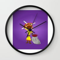 book cover Wall Clocks featuring Kilalu book cover by Vincent Poe