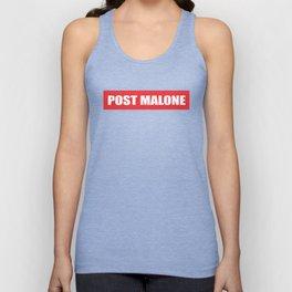 Malone Unisex Tank Top